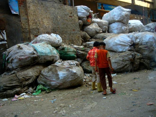 Cairo - Garbage City 11